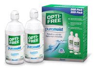 OPTI-FREE PureMoist Duopack 2 x 300 ml