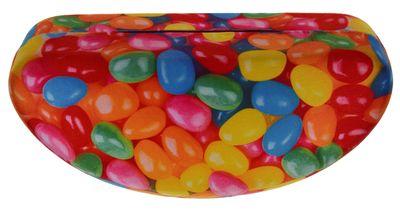 Puzdro na okuliare veľké  - cukríky