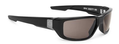 SPY slnečné okuliare DIRTY MO Black Grey