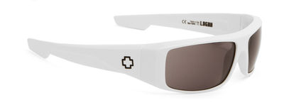 Slnečné okuliare SPY LOGAN White