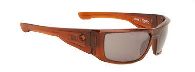 Slnečné okuliare SPY DIRK - Brown Ale - happy polar