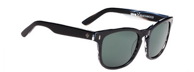 Slnečné okuliare SPY BEACHWOOD - Black / Horn