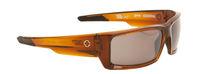 Slnečné okuliare SPY GENERAL - Brown Ale polarizačné