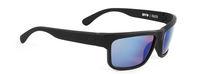 SPY slnečné okuliare FRAZIER Matte Black Blue - Polarizačné