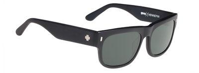 Slnečné okuliare SPY HENNEPIN Matte Black
