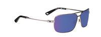 SPY slnečné okuliare Leo Gunmetal - Happy bronze / Blue spectra
