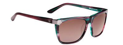 Slnečné okuliare SPY EMERSON - Green Sunset happy