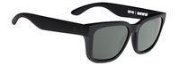 Slnečné okuliare SPY BOWIE Soft Matte Black - happy