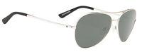 Slnečné okuliare SPY WHISTLER Silver / Gray