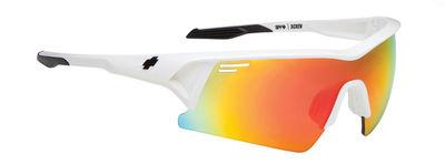 SPY cyklistické okuliare SCREW OVER White Shiny