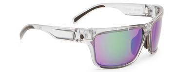 Cyklistické okuliare SPY CUTTER - Clear Smoke