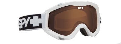 SPY Lyžiarske okuliare ZED - White Bronze