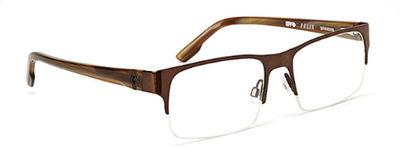 Dioptrické okuliare SPY FELIX - Chestnut