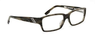 Dioptrické okuliare SPY ZANDER - Black Tort