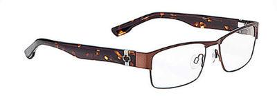 Dioptrické okuliare SPY TRENTON - Chestnut