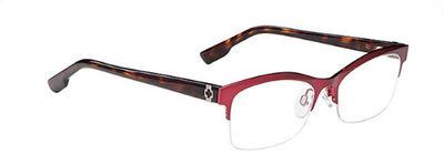 Dioptrické okuliare SPY AVERY Burgundy