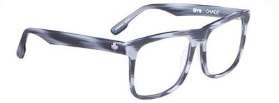 Dioptrické okuliare SPY CHACE - Matte Greystone