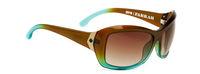 SPY slnečné okuliare Farrah Mint Chip - polar
