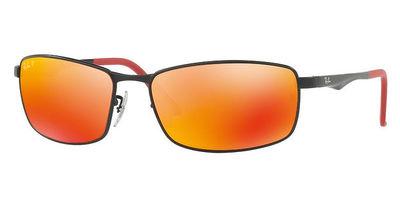 Slnečné okuliare Ray Ban RB 3498 006/6S - polarizačné