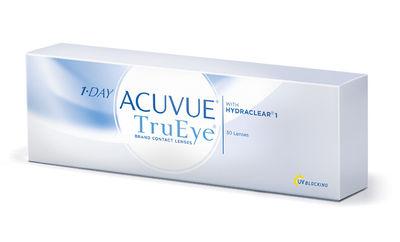 1-Day Acuvue TruEye (30 šošoviek)