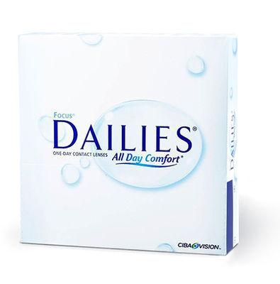 Dailies All Day Comfort (90 šošoviek)