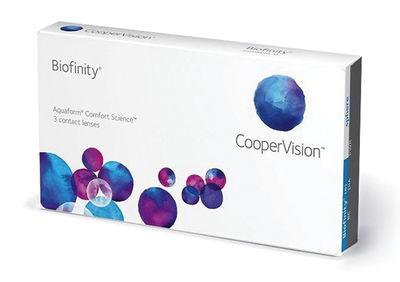 Biofinity (3 šošovky)