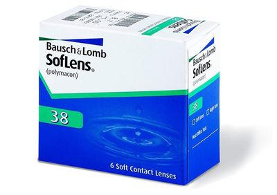 SofLens 38 (6 šošoviek)