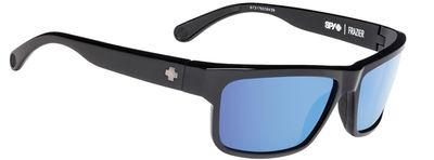 SPY slnečné okuliare FRAZIER Black Blue - Polarizačné
