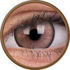 ColourVue Lumina - Shinning Brown (2 šošovky trojmesačné s puzdrem) - nedioptrické