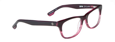 Dioptrické okuliare SPY DYLAN - Crimson Small