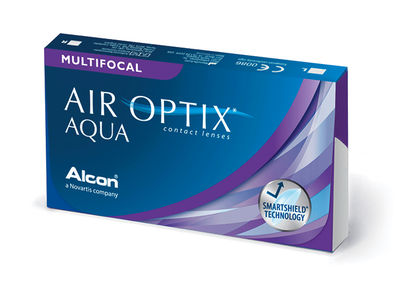 AIR Optix Aqua Multifocal (6 šošoviek) - Výpredaj - EXP. 2021
