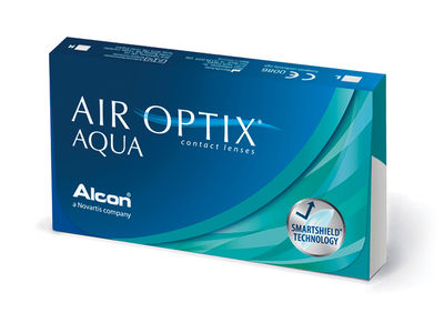 Air Optix Aqua (6 šošoviek)