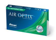 AIR OPTIX for ASTIGMATISM ( 3 šošovky )