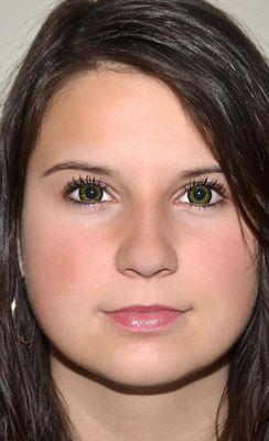 ColourVue Big Eyes - Party Green (2 šošovky trojmesačné ... 63c867251b8