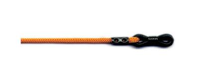 Šnúrka na okuliare 60 cm  - oranžová