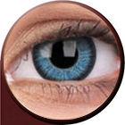 Phantasee Vivid - Blue (2 šošovky trojmesačné) - dioptrické