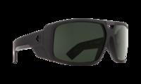 Slnečné okuliare TOURING - Soft Matte Black - happy