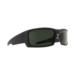 Slnečné okuliare SPY GENERAL - Soft Matte Black - happy polar