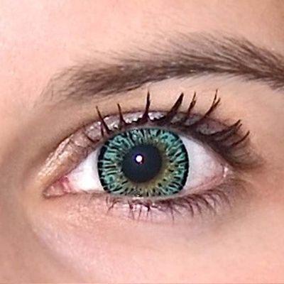 6cbbaee0f ... ColourVue Elegance - Green (2 šošovky trojmesačné) - dioptrické ...