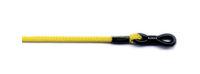 Šnúrka na okuliare  60 cm - žltá