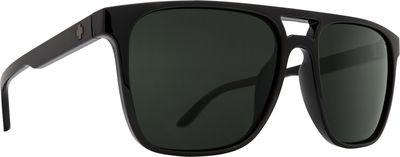 SPY slnečné okuliare CZAR Black - Gray polarizačné