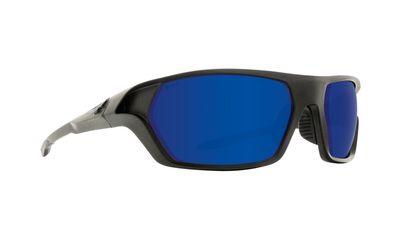 Cyklistické okuliare SPY Quanta - Ansi Matte Graphite