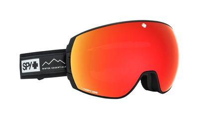 SPY Lyžiarske okuliare LEGACY - Essential Black / Red