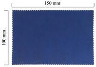 Handričku na okuliare z mikrovlákna jednofarebný - fialový 100x150