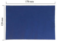 Handričku na okuliare z mikrovlákna jednofarebný - fialový 120x170