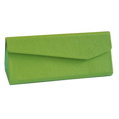 Puzdro na okuliare skladacie Eliza - zelené
