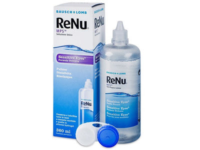 ReNu MPS Sensitive Eyes 360 ml s púzdrom
