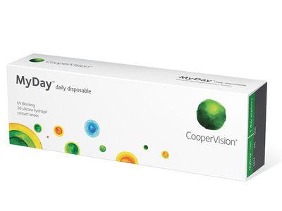 MyDay Daily Disposable (30 šošoviek)