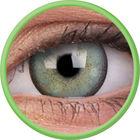 ColourVue Lumina - Dazzling Mint (2 šošovky trojmesačné s puzdrem) - dioptrické